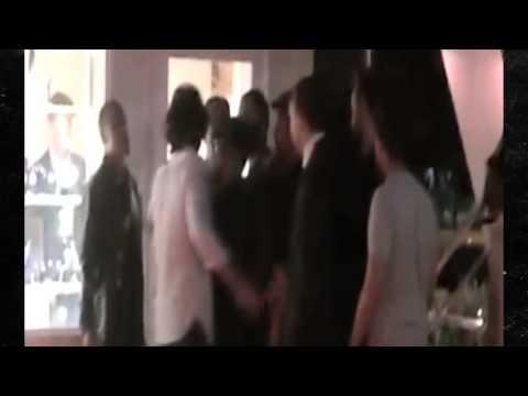 Justin Bieber y Orlando Bloom en una fuerte pelea en Ibiza