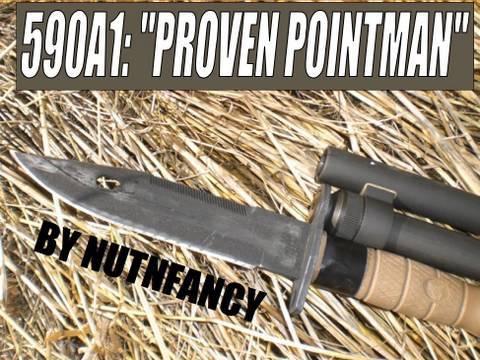 Pt 4 Combat Shotgun Shootout: Mossberg 590A1