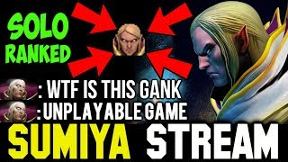 Even Sumiya Invoker feel this Game is Unplayable 😁 Sumiya Facecam Stream Moment #91
