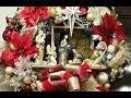 Christmas Nativity Wreath 2