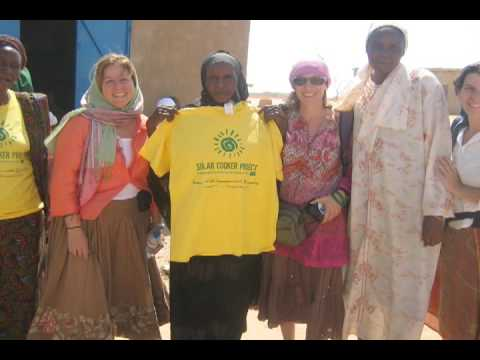 Solar Cooker Project for Women from Darfur