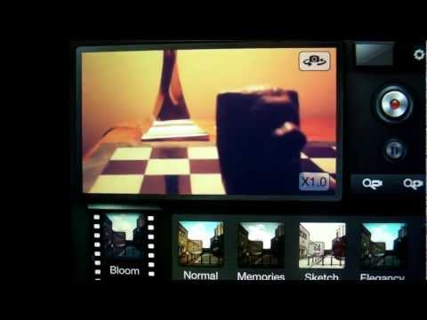 Movie360:My Movies,My Life!iPhone & iPod Touch iPad Retro Camcorder App