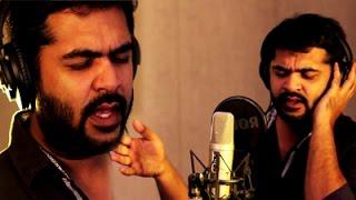Simbhu's Thalli Pogathe Cover Version Tribute to AR Rahman