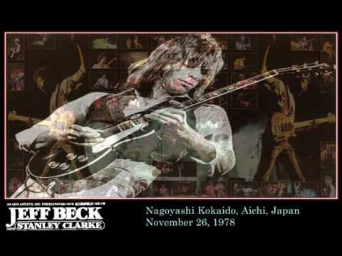 Jeff Beck with Stanley Clarke - Scatterbrain / Rock 'N' Roll Jelly (Live)