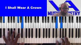 Watch Thomas Whitfield I Shall Wear A Crown video