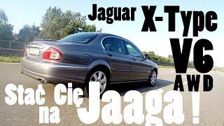 Jaguar X-TYPE 3.0 V6 - czyli co oferuje Jaaag za 18 tys zł?