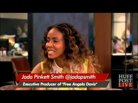 Jada Pinkett Smith on Angela Davis, cyberbullying, rumors around her 