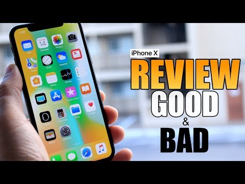 iPhone X Review   The Good & Bad
