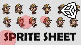 HOW TO MAKE SPRITE SHEETS FOR YOUR UNITY GAME - TUTORIAL