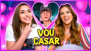 BIBI ADMITIU QUE QUER CASAR COM O GRINGO! feat. Vivi Wanderley