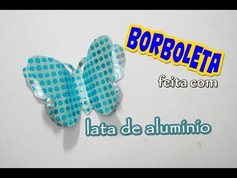 Da Lata - Borboleta