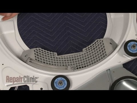 Lint Filter Grille - LG Electric Dryer