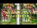 Download New Legacy Power Rangers Toys 2018! [RFR Ep. 27] in Mp3, Mp4 and 3GP