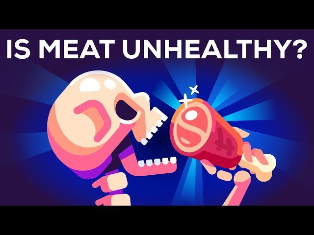 Is Meat Bad for You? Is Meat Unhealthy? thumbnail
