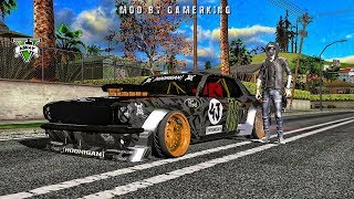 Watch Dogs 2 ModPack GTA SA Lite Android
