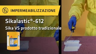 Perchè scegliere Sikalastic®-612
