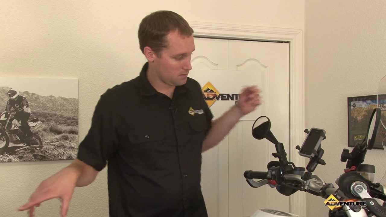 RAM Mount X-Grip I-Phone & Smartphone Mount for BMW ...
