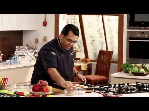 Classic Pound Cake Recipe By Chef Ajay Chopra