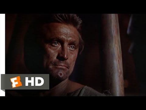 Spartacus (9 10) Movie Clip - Crassus Identifies Spartacus (1960) Hd video