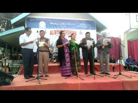 Alumni Evening Of Tgbhss. Garo Song video