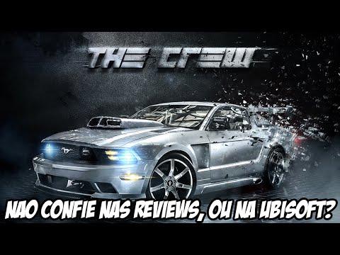 Ubisoft diz para não confiar nas reviews que sairem no lançamento de the Crew, POR QUE SERÁ?
