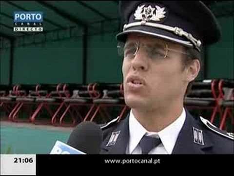 GOE Portugal PSP Porto Canal