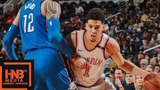 Oklahoma City Thunder vs Phoenix Suns Full Game Highlights / March 2 / 2017-18 NBA Season