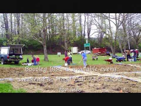 Bootleg Barbecue Floyd Virginia-