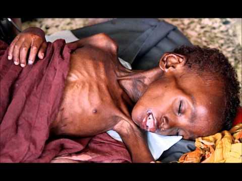 Trauriges Leben in Afrika!