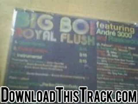 big boi ft. &amp;re 3000 &amp; raekw - Royal Flush (Dirty Version)