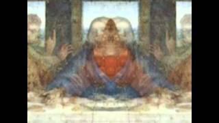 Rettiliano nel dipinto di Leonardo da Vinci