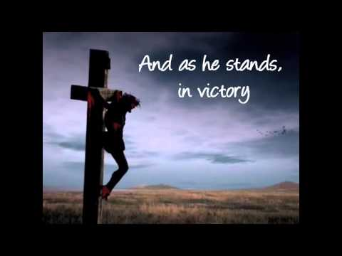 In Christ Alone by Stuart Townsend with Lyrics in HD