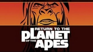 Return To The Planet Of The Apes - Episode 1 (1975)