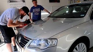 Filthy Volkswagen Passat Training Day - Part 4