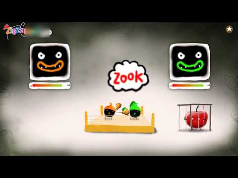 CHUCHEL   Episode 7 The End   Superb Fun Cartoon Game For Kids and Toddlers   ZigZag Kids HD