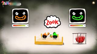 CHUCHEL | Episode 7 The End | Superb Fun Cartoon Game For Kids and Toddlers | ZigZag Kids HD