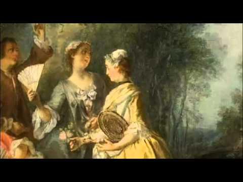 Antoine de Lhoyer: Concerto for guitar&strings, Op. 16 (1799) - Part I / Ensemble Matheus