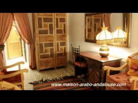quot Maison Arabo Andalouse quot  Riad Hotel  Visit Marrakech  Maroc  sd 35701324