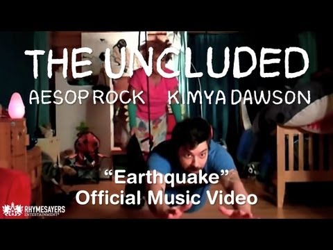 The Uncluded - Earthquake