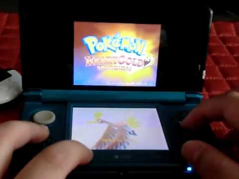 How to start a new game in Pokemon HeartGold? | Yahoo Answers