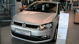 2014 New VW Volkswagen Polo 1.0 TSi Facelift - Exterior and Interior