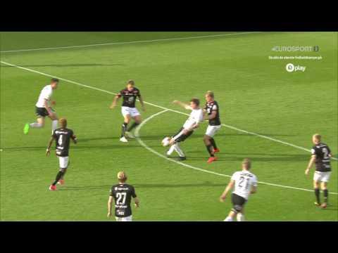 Magic Skills From Lord Bendtner Rosenborg Kristiansund 03 07 2017