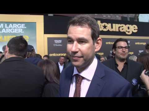 Entourage: Doug Ellin Exclusive Premiere Interview