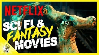 Netflix Sci Fi Movies | 20 Sci Fi Fantasy Movies on Netflix Right Now | Flick Connection