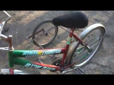 Как сделать для велика коляску видео - Veproekt.ru