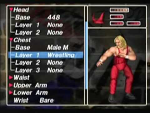How to Create-A-Wrestler in Fire Pro Wrestling Returns