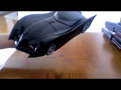 The New Batman Adventures Batmobile Review