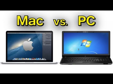 Mac vs. Windows - Mac