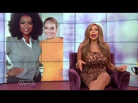 Oprah Scolds Lindsay Lohan