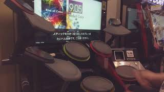 【GITADORA】Riot of Color FC(MASTER drum)